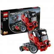 LEGO TECHNIC 42041 CAMION DA GARA 2 IN 1