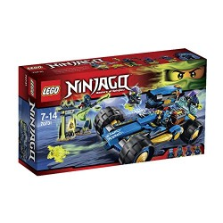 LEGO NINJAGO - JAY WALKER ONE