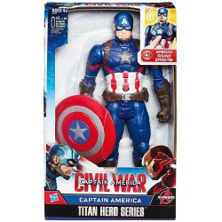 AVENGERS CAPITAN AMERICA captain america civil war elettronico HASBRO