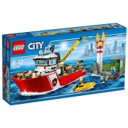Lego City 60109 Motobarca antincendio